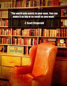 - F. Scott Fitzgerald