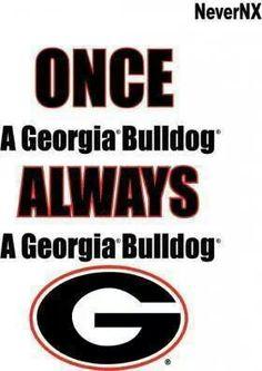 Georgia Bulldawgs!