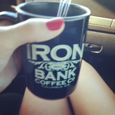 Iron Bank Coffee Co. My favorite. Columbus, GA.