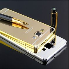 For Samsung Galaxy J2 Prime Case Luxury Rose Gold Plating Mirror Phone Cases For Samsung Galaxy J2 Prime Back Cover shell