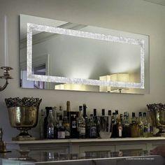 NARCISO lustro ED1060-180-2-- lustro / kryształy