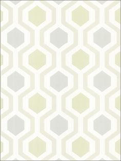 Dimensional And Beautiful In Person Tile Inspired Wallpaper With