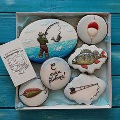 Вы не забыли, что в это воскресенье - день рыбака? Мы не забыли. Набор в одном экземпляре, 1000р. Оформить заказ можно по 89832848111 #тесная_кухня #tesnayakuhnya #tesnaya_kuhnya #пряники #прянички #имбирныепряники #подарокнарождение #имбирноепеченье #имбирныепряникиназаказ #имбирныепряникиназаказвкрасноярске #имбирныепряникикрасноярск #поздравление #расписныепряники #крск #пряникикрасноярск #89832848111