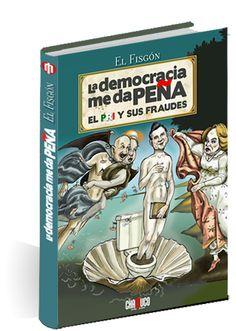 La democracia me da Peña - Nuevo libro de El Chamuco - http://pl.tqllo.com/1wYtCwB