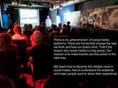#socjomania #whoweare #socialmedia #trainings #socialmediatraings #marketing #emarketing Believe, Social Media, Teaching, Marketing, How To Make, Learning, Social Networks, Education, Social Media Tips