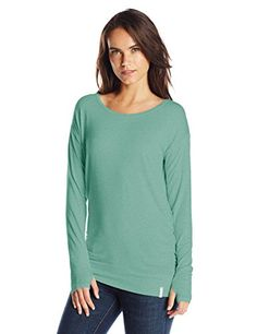 Columbia Womens Lumianation Long Sleeve Shirt Dusty Green Large * Check this awesome product by going to the link at the image.(This is an Amazon affiliate link)