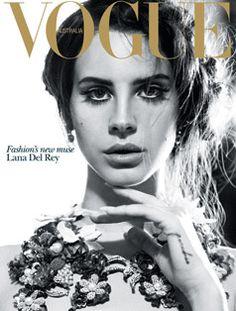 Lana Del Rey, October 2012. Photographer: Nicole Bentley. Subscribe here http://www.magsonline.com.au