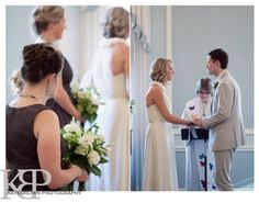 LOVE. WEDDING. This is at St. Cecilia's!