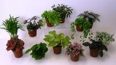 Great For Miniature Gardens:) Image Only:) Fairy Garden Doors, Fairy Garden
