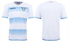 Camisas da SS Lazio 2016-2017 Macron Terceira kit