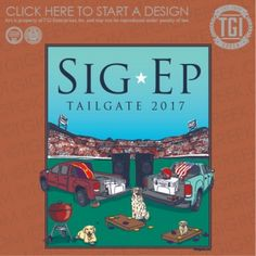 Sigma Phi Epsilon | SigEp | ΣΦΕ | Homecoming | Football | Tailgate | TGI Greek | Greek Apparel | Custom Apparel | Fraternity Tee Shirts | Fraternity T-shirts | Custom T-Shirts
