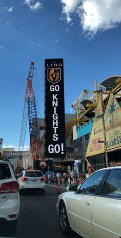 Golden Knights Hockey, Vegas Golden Knights, Las Vegas Knights, National Hockey League, Hockey Teams, Fans, Friends, Awesome, Sports