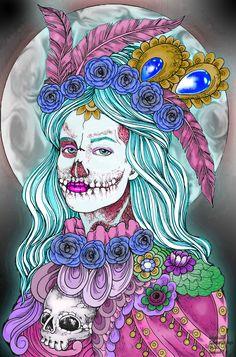 Mardel Rubio book cover colouring contest Digital Colouring