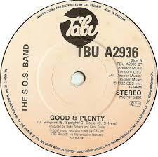 Funk-Disco-Soul-Groove-Rap: The S.O.S Band - Good & Plenty.