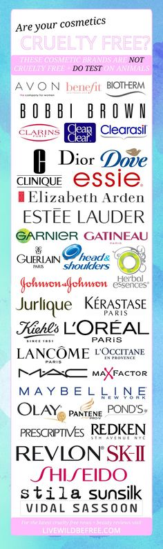Younique is Cruelty Free, is your current favorite brand on this list? Want to change to a cruelty free cosmetic & skin care line? Younique is your product then. Simply go to https://www.youniqueproducts.com/KristyBrazelton/products/landing to start your transition to cruelty free.