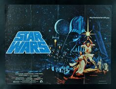 Star Wars (1977). The star of the the Star War movies.  I'm a great fan!! Considering when it was made the special effects should not be mocked.