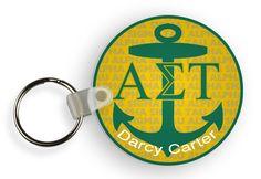 Alpha Sigma Tau Custom Mascot Keychains GreekGear.com