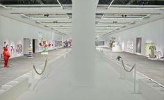 Chanel showroom
