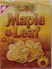 Christie Maple Leaf cookies - these are awesome and you really only need one with a cup of tea. Canadian Facts, Canadian Things, I Am Canadian, Canadian Girls, Canadian Food, Maple Leaf Cookies, Canada Day Party, All About Canada, Nostalgia