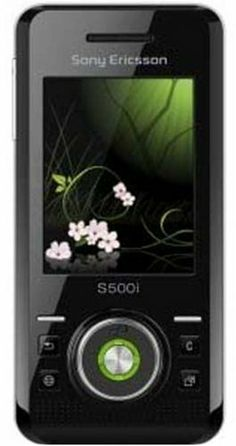 Sony Ericsson S500i Unlocked Cell Phone with 2 MP Camera, MP3/Video Player, Memory Stick Micro Slot–U.S. Version with Warranty (Mysterious G... | ($100.00)