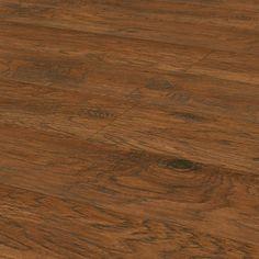 """Vintage Hickory"" - Home Decor 14.3mm Distressed #Laminate #Floor"