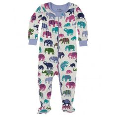 Hatley | Elephants Footed Coverall