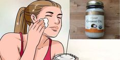 Coconut oil is an amazing ingredient when it comes to eliminating the wrinkles and deep cleaning your pores. Moreover, it can also prevent acne breakouts and bl. Baking Soda For Deep Acne Scars Wash Your Face, Face Wash, Coconut Oil For Face, Acne Scar Removal, Acne Breakout, Les Rides, Benefits Of Coconut Oil, Pores, Acne Remedies