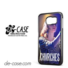 Lauren Mayberry DEAL-6353 Samsung Phonecase Cover For Samsung Galaxy S6 / S6 Edge / S6 Edge Plus