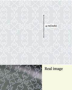 Amazon.com - Jiniy Petit Flower Privacy window film&Door film/120cm*50cm (LSP19) - Wall Decor Stickers