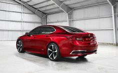 Acura TLX Concept Backgrounds #3974