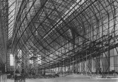 Hindenburg (LZ129)・・by Zeppelin!・・・
