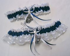 {Marine Corps garter I found for my wedding}    http://www.gartersbygingersnap.com/images/MarinesSetNew.jpg
