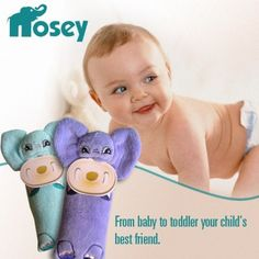 Nosey is the cutest and most versatile essential oil diffusing toy ever made