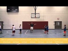 """Youth Basketball Shooting Drill and Game for 2nd, 3rd, 4th, 5th Grades: """"Validation"""" - YouTube"""
