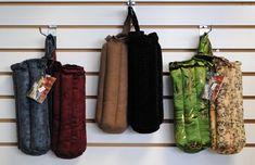 Zipper & Drawstring Bubbler Pipe Pouch - Smokin Js Pipes and Fashion