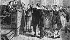 Genealogy and bio: Witch trials of Massachussetts: William Barker Sr.,  Jr.