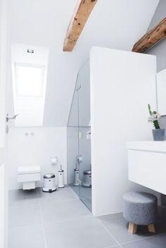 Kúpeľňa v podkroví: Zmestí sa všetko? | LepšieBývanie.sk