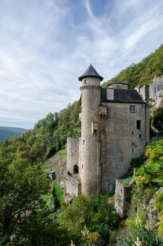 Château de Larroque-Toirac, Lot, France ==> http://chateau.toirac.free.fr/index.php/?page_id=73