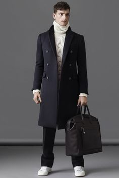 Bally Men's RTW Fall 2014 - Slideshow - Runway, Fashion Week, Fashion Shows, Reviews and Fashion Images - WWD.com