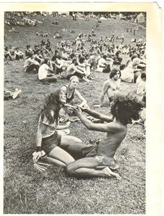 The Hippie Commune