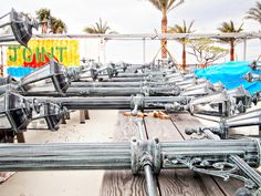 American Village in Okinawa-shi, Okinawa, Japan. #Japan #Okinawa #travel #traveljapan #travelasia #okinawashi #Narnia #lampost #rehcytravels #rehcy #rehcyvonne #beach #beachlove