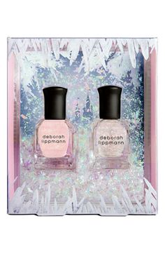 Deborah Lippmann Ice Princess Nail Color Duo (Limited Edition)