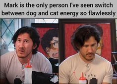 Really Funny Memes, Stupid Funny Memes, Funny Relatable Memes, Haha Funny, Funny Quotes, Hilarious, Markiplier Memes, Darkiplier And Antisepticeye, Youtube Memes