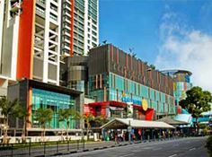 mrt shopping mall