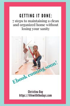 Learn how to declutter and clean your home, set up proper systems to manage and organize your home life, build habits and teach kids to help; free ebook and printable checklists. How To Remove, How To Get, How To Plan, Community Boards, Seven Years Old, Best Blogs, Losing You, Getting Things Done, Parenting Advice