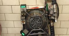 Image result for new proton pack design