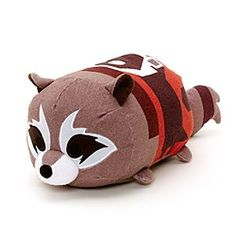 Disney Rocket Tsum Tsum Medium Soft Toy | Disney StoreRocket Tsum Tsum Medium Soft Toy - This Rocket Tsum Tsum medium soft toy is huggable and stackable. This cute concept from Japan offers a quirky version of Rocket, with 3D details and a squeezy bean bag tummy.