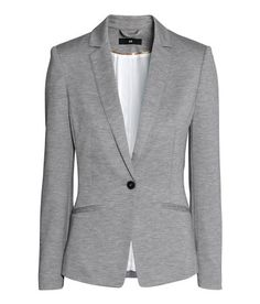 Dear Stitch Fix Stylist, I like the idea of a heather grey blazer - possibly a darker shade? Something versatile for matching with black or navy. Blazers For Women, Suits For Women, Jackets For Women, Clothes For Women, Ladies Blazers, Blazer Outfits, Blazer Fashion, Office Fashion, Paris Fashion