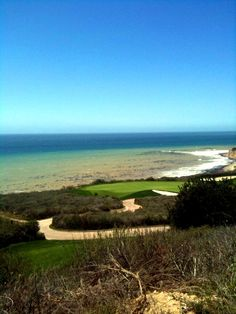 Golf Courses in Palos Verdes, California. The Links At Terranea - 9 holes over yards with a par of 27 (Public) 100 Terranea Way Rancho Palos Verdes, CA 90275 Trump National Golf Course - 18 holes over yards with a par of 72 (Public) 1 Ocean Public Golf Courses, Best Golf Courses, South Bay Area, Vintage Golf, Central Valley, Los Angeles Area, California Dreamin', Nursery Ideas, Places To Travel
