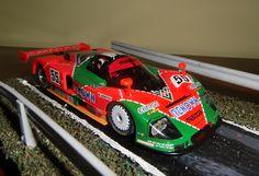 Mazda 787B  1º 24 H Le Mans 1991 Slot It